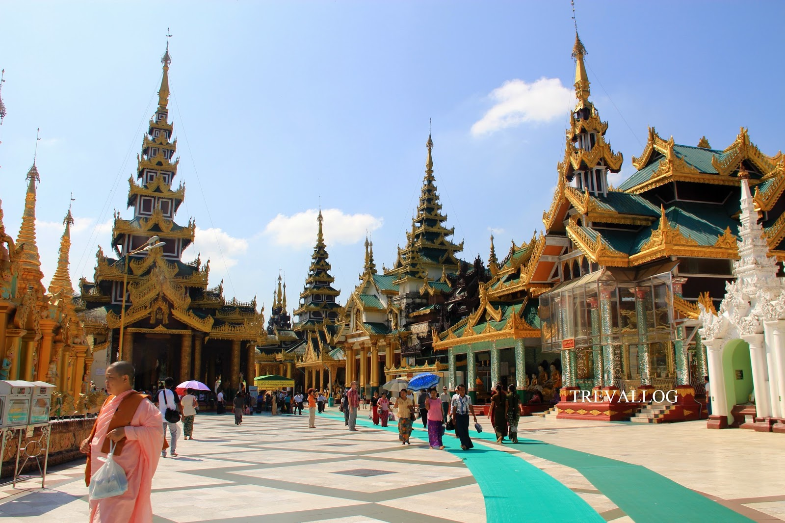 8 days Myanmar Trip Overview (21 – 28 October 2014) – Itinerary and Cost