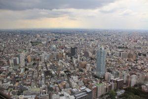 Sensoji Temple, Tokyo Skytree, Tokyo Metropolitan Government Building