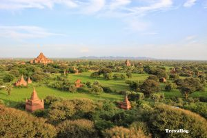 Bagan: Temples and Sunset