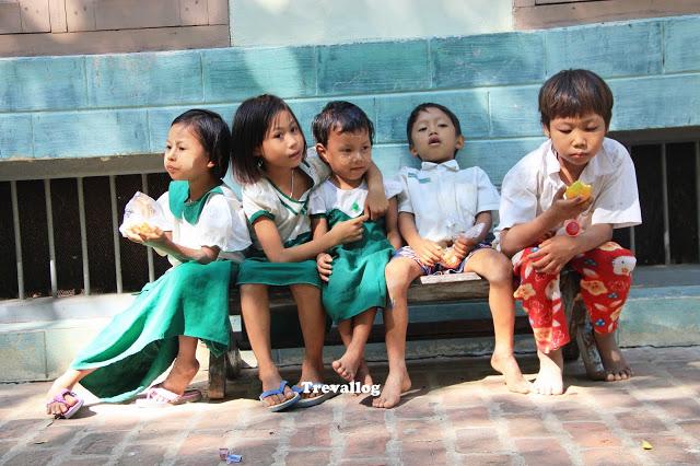 Amarapura, Mingun, Sagaing, U Bein Bridge, Mandalay