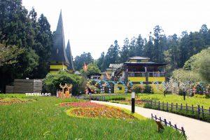 Keelung-Taipei-Taichung-Puli-Cingjing , Little Swiss Garden, Green Grassland (Cingjing Farm)