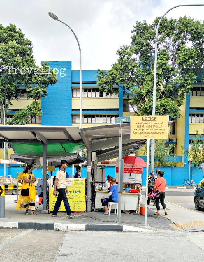 Queen Street Terminal entrance