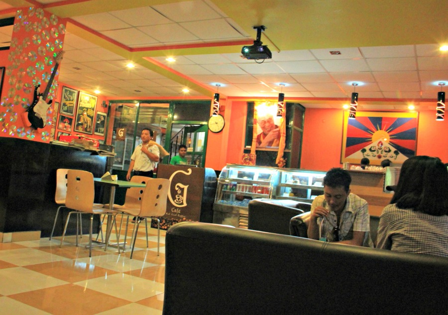 G Cafe in Majnu ka Tilla, New Delhi, India