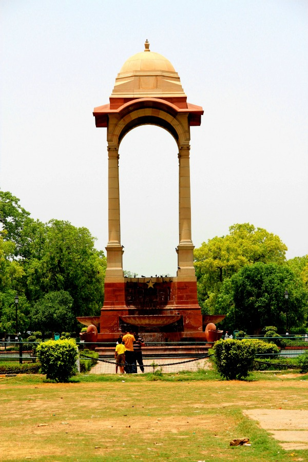 Near India Gate, New Delhi