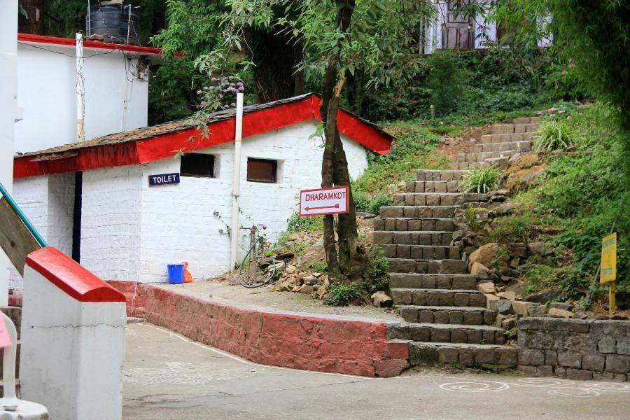 Tushita Meditation Centre, McLeod Ganj, Dharamsala, India