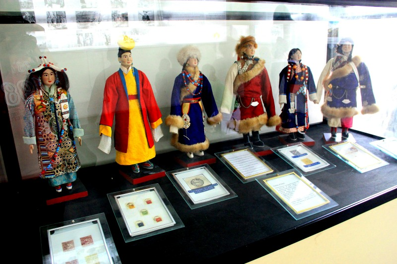 Tibet Museum at McLeod Ganj, Dharamsala, India