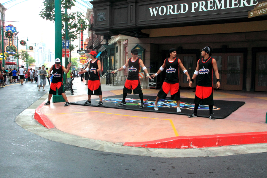 Rockafellas at Universal Studios Singapore