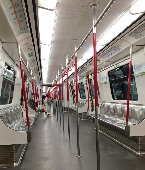 Hong Kong MTR Tung Chung