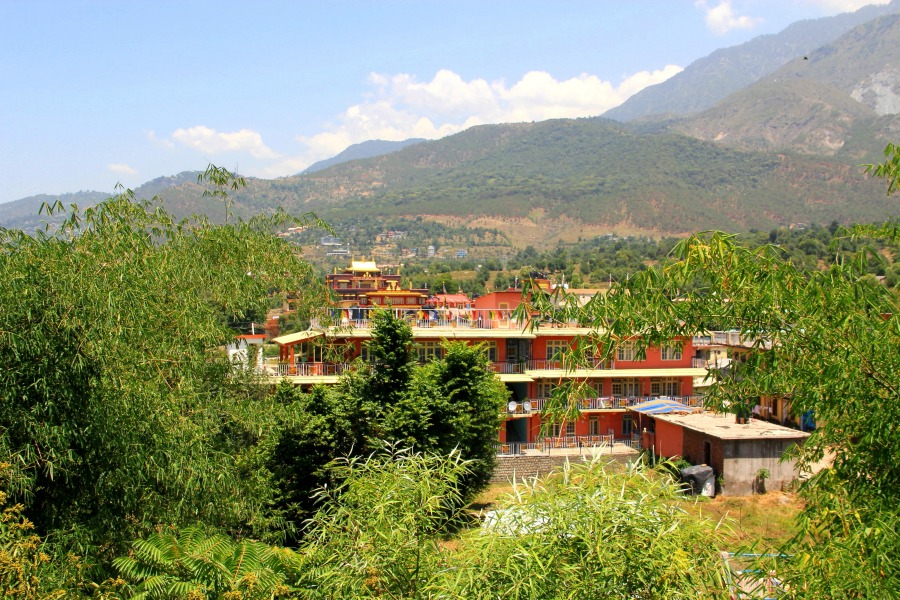 Norbulingka Institute at Dharamsala
