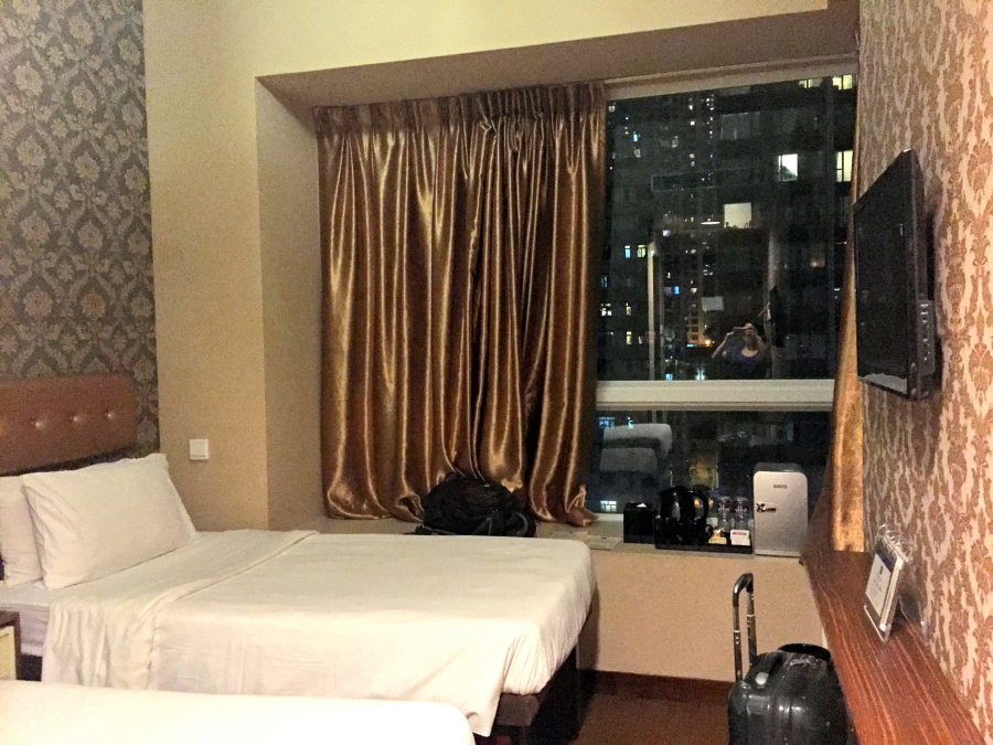 Hong Kong Best Western Harbour View Hotel, Superior Mountain View
