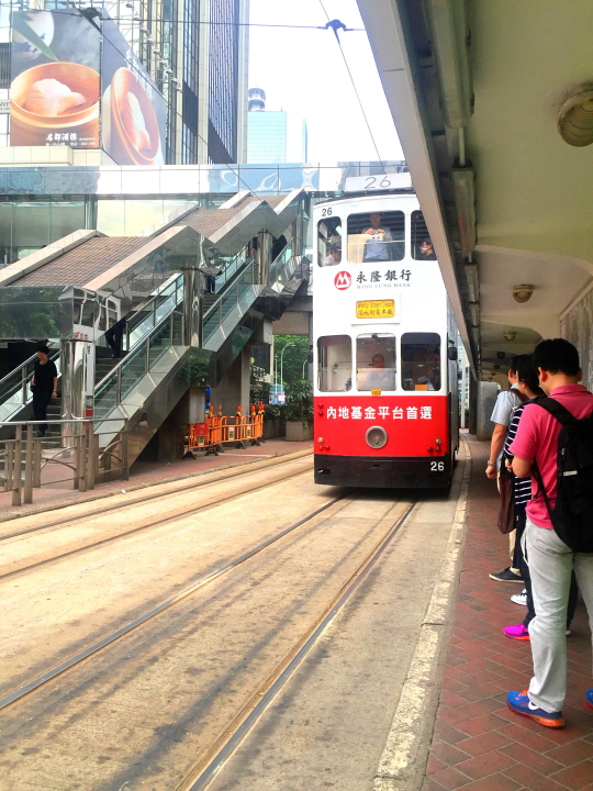 Tramways, Hong Kong