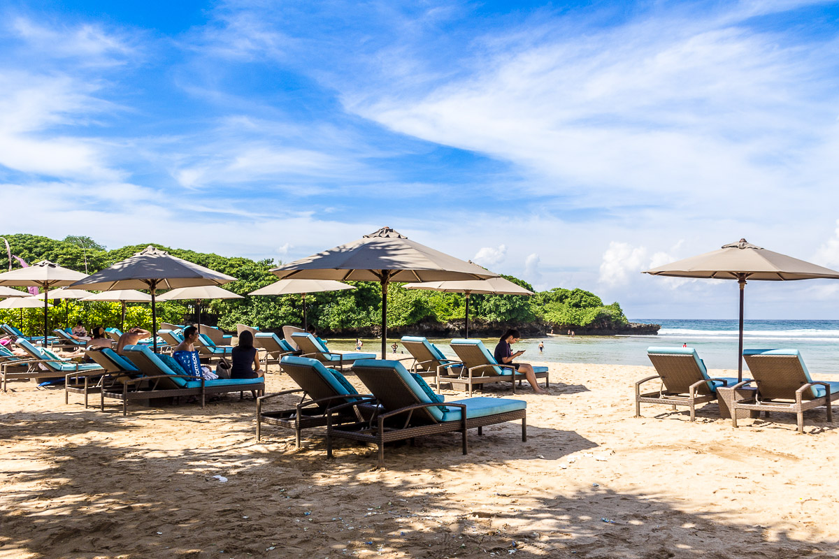 Exploring Nusa Dua Beach and Water Blow – Courtyard Marriott Nusa Dua Beach Club