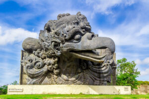 Bali: Garuda Wisnu Kencana (GWK), Uluwatu Temple and Kecak Dance in One Day