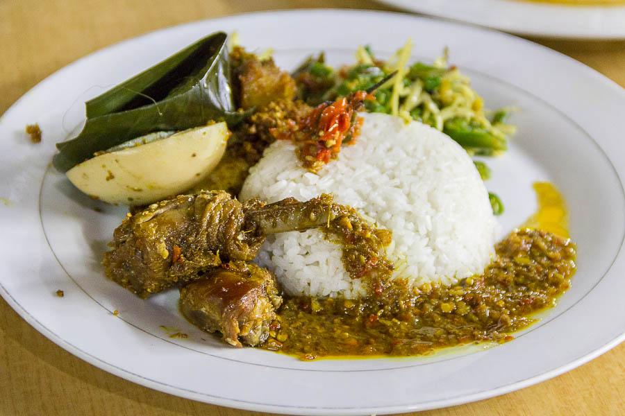 Warung Nasi Ayam Ibu Oki, Nusa Dua, Bali