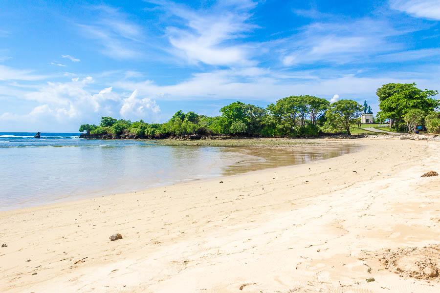 Nusa Dua Beach, BTDC, Pulau Peninsula Island, Bali