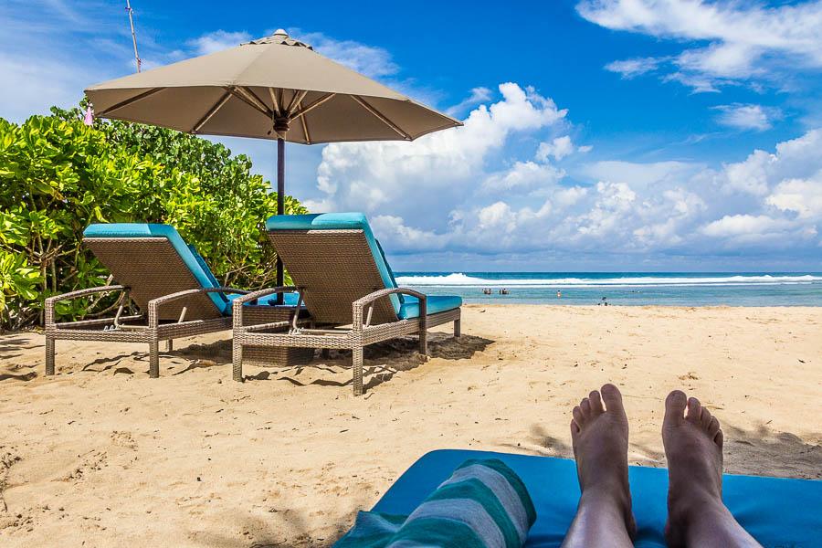 Nusa Dua Beach, Courtyard Beach Club, BTDC, Pulau Peninsula Island, Bali