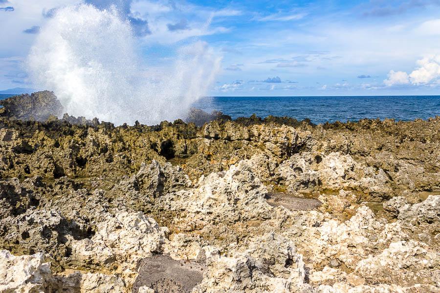 Splash at Water Blow, Nusa Dua Beach, Courtyard Beach Club, BTDC, Pulau Peninsula Island, Bali