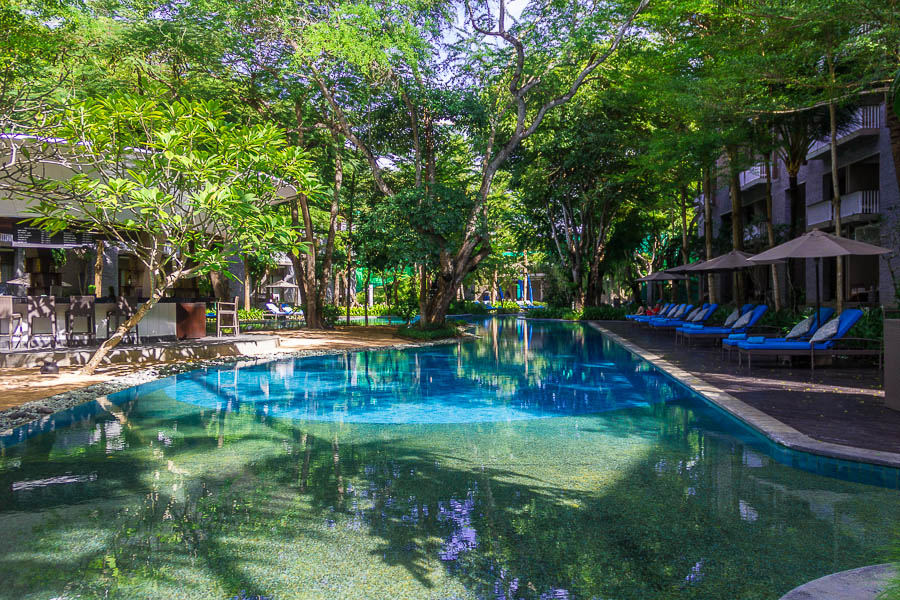 Swimming pool, Courtyard Marriott Nusa Dua Bali