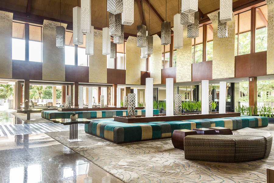 Lobby at Courtyard Marriott Nusa Dua Bali