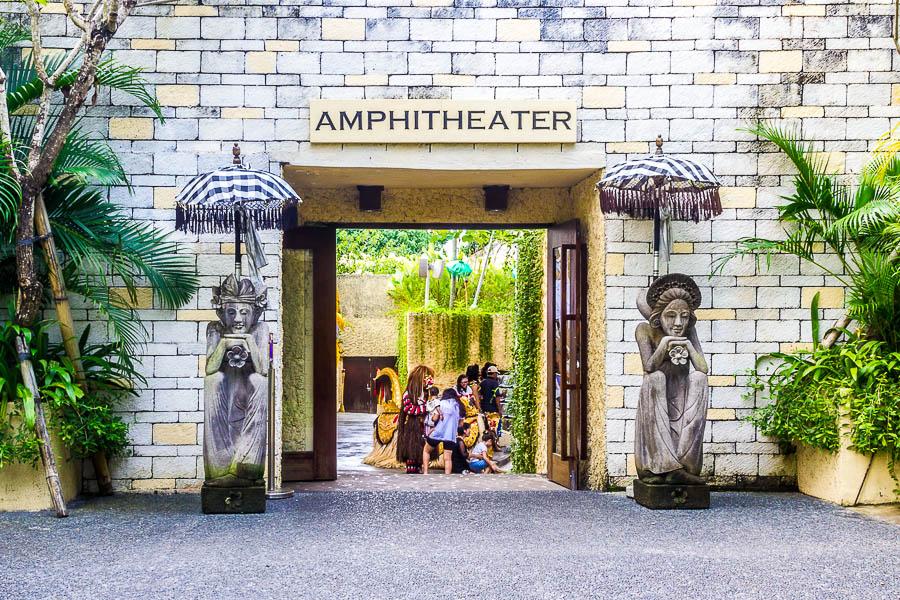 The Amphitheater at Garuda Wisnu Kencana GWK, Bali