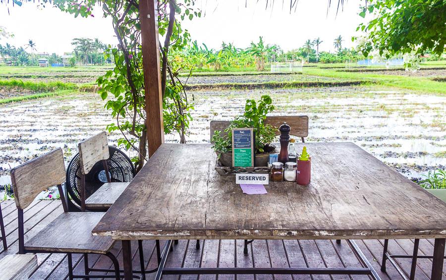 Nook table, Umalas, Seminyak, Bali