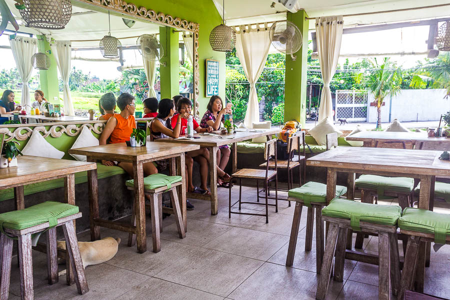 Nook Food, Umalas, Seminyak, Bali