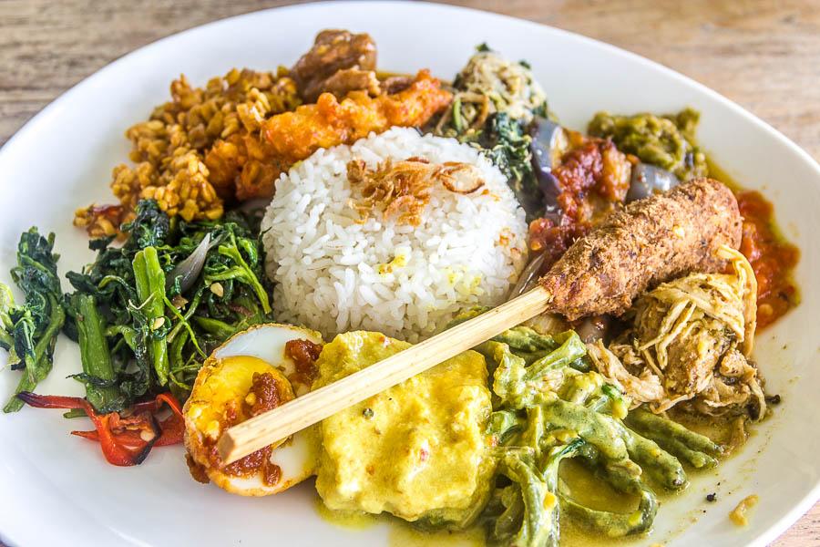 Nook Nasi Campur, Umalas, Seminyak, Bali