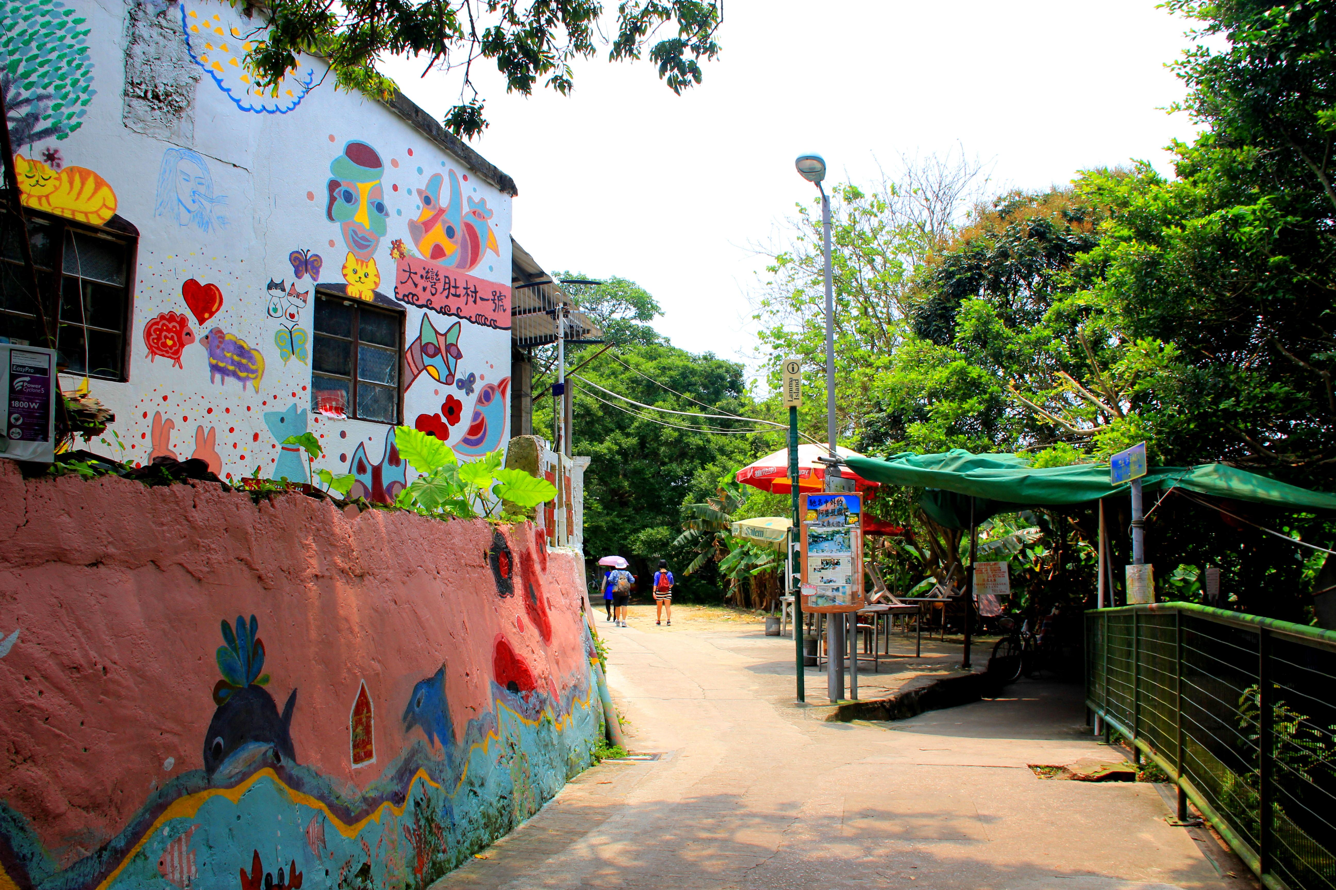 Hong Kong: Lamma Island, Flower Market, Yuen Po Street Bird Garden, Ladies' Market, Temple Street Night Market