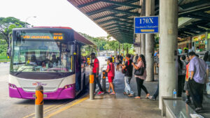How to travel from Singapore to Johor Bahru by Bus (2019)