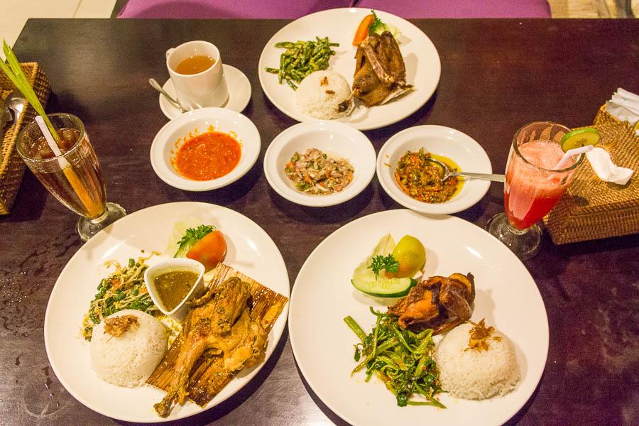 Bebek Tepi Sawah Tuban Bali