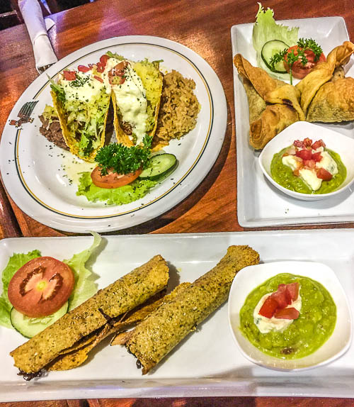 TJ's Mexican Restaurant, Kuta, Bali