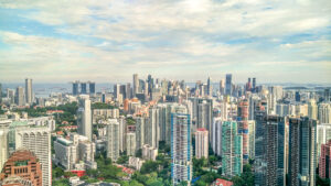 ION Sky – Singapore Skyline's View From Orchard
