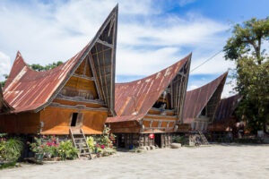 Exploring Samosir Island