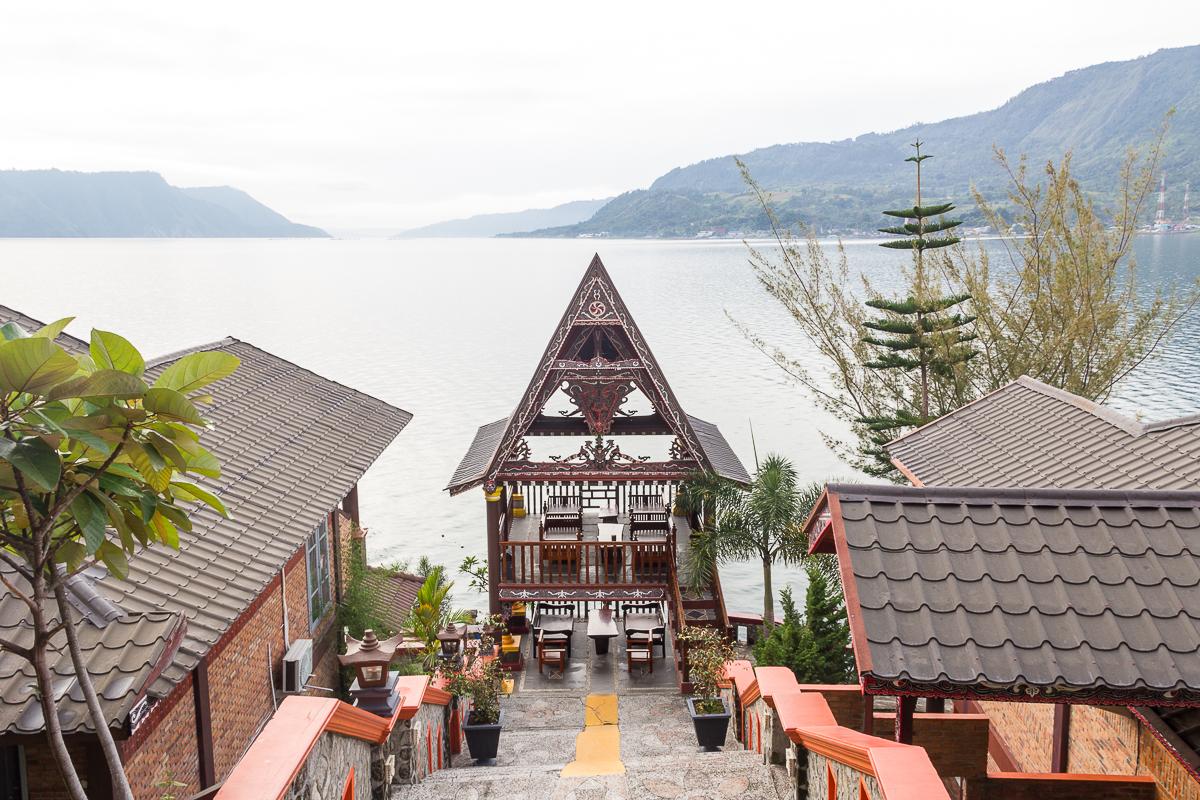 Samosir Villa Resort, Lake Toba Samosir Tuk Tuk