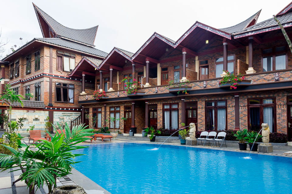Samosir Villa Resort, Lake Toba, Indonesia