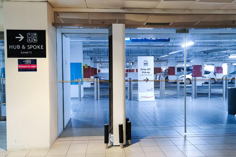 Changi Airport Staff Canteen Terminal 2 - 2020