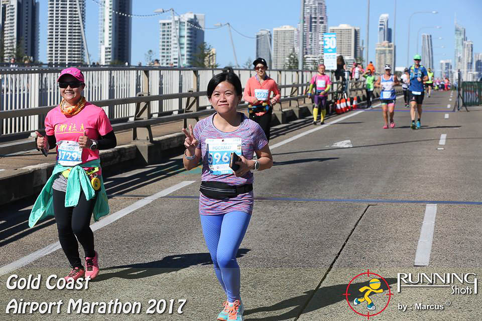 Gold Coast Airport Marathon 2017 Review