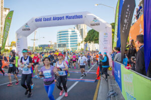 I Ran the Gold Coast Airport Marathon!