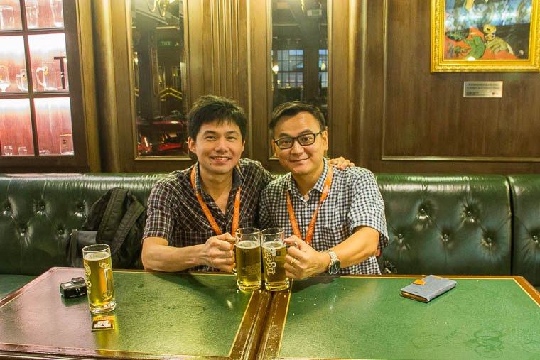 Tiger Brewery Tour Singapore Review, Tiger Beer