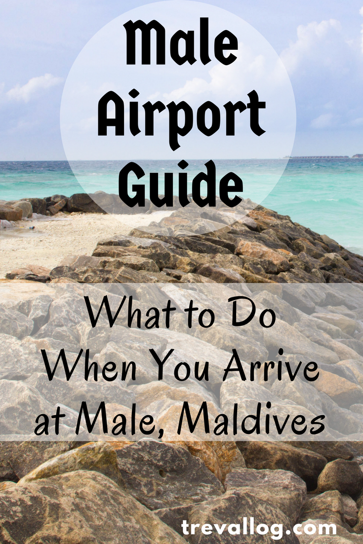 Male Airport Guide, What to Do When You Arrive at Velana International Airport in Male, Maldives