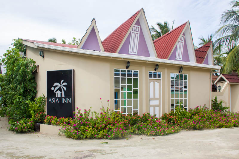Asia Inn in Hangnaameedhoo, Maldives