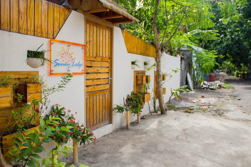 Sunny Lodge in Hangnaameedhoo, Maldives