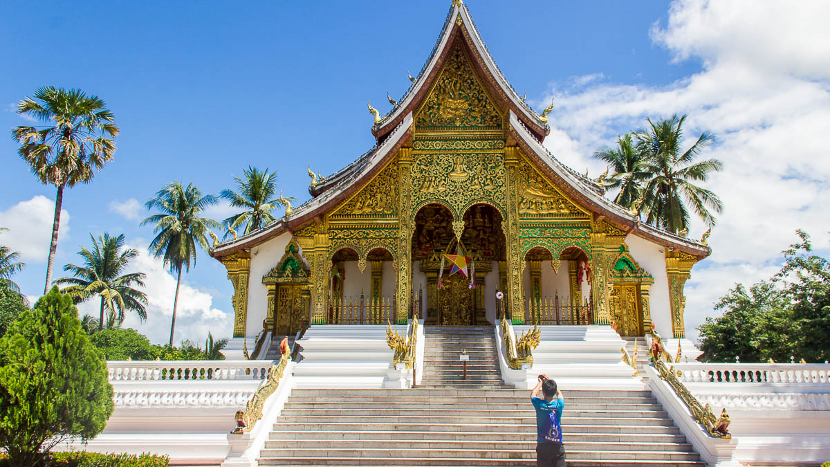 5 Days 4 Nights Luang Prabang Itinerary and Cost