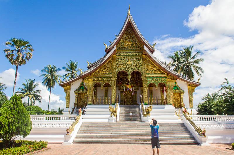 Luang Prabang National Museum, Royal Palace