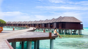 Day Trip to Olhuveli Beach & Spa Maldives