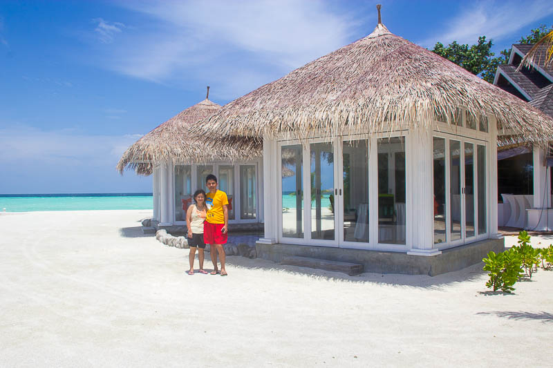 Olhuveli Beach & Spa Resort Maldives - Pavilion