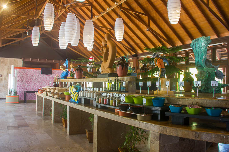 Olhuveli Beach & Spa Resort Maldives - Restaurant c