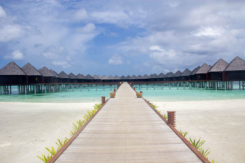 Olhuveli Beach & Spa Resort Maldives - Water Bungalow h