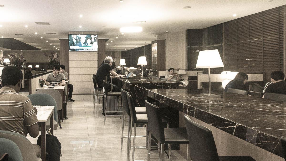 sats premier lounge changi terminal 2