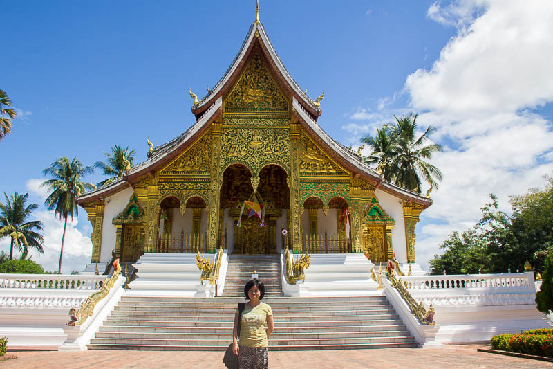 Luang Prabang Things to Do - Haw Phabang temple